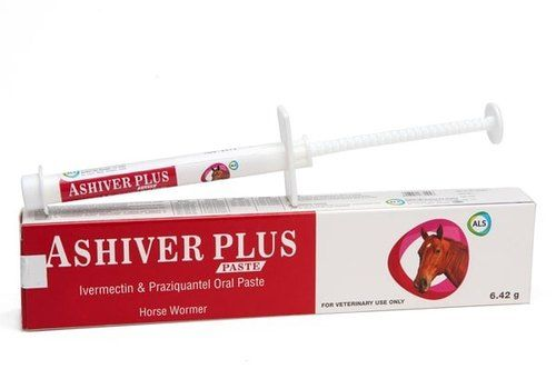 Ashiver Plus Paste 6.42 g