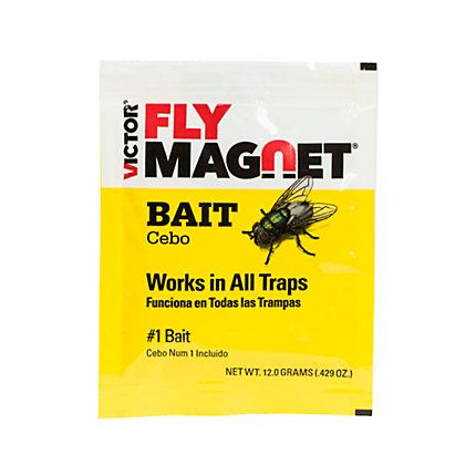 Victor Fly Magnet Trap Replacement Bait - 12grm