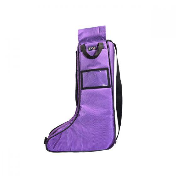 Xylo tall boot bag
