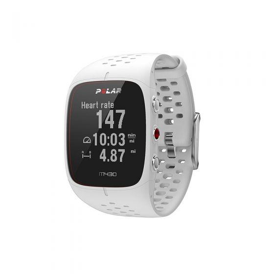 Polar M430 Gps Sports Watch - White