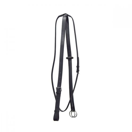Beucephal Leather Running Martingale