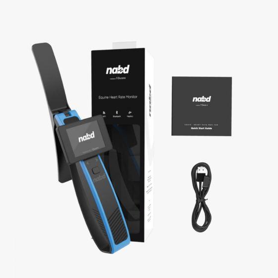 NABD EQUINE HEART RATE MONITOR