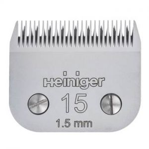 Heiniger Saphir Clipper Blade No.15